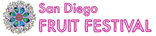 San Diego Fruit Festival Logo